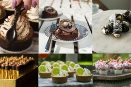 Gold Leaf Gourmet Desserts