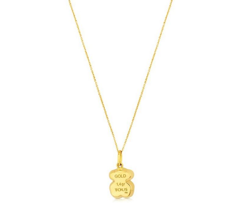Gold TOUS Bear Limited Edition