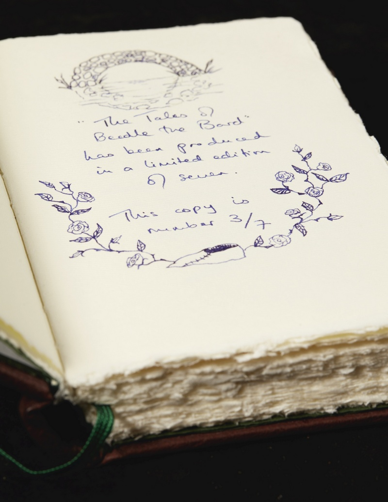 JK Rowling Tales of Beedle the Bard
