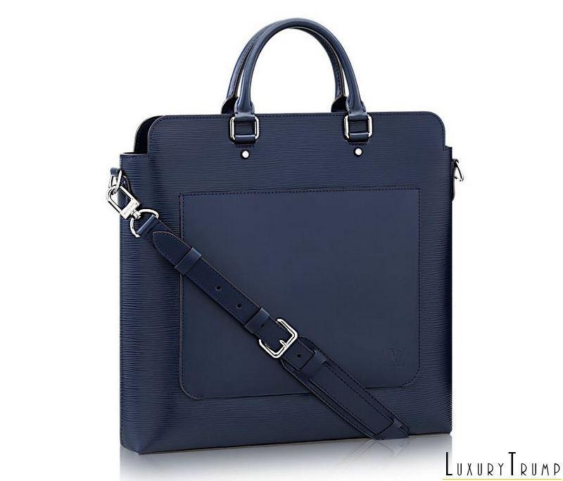 Louis Vuitton FallWinter 2016 Men's Tote Bag Collection