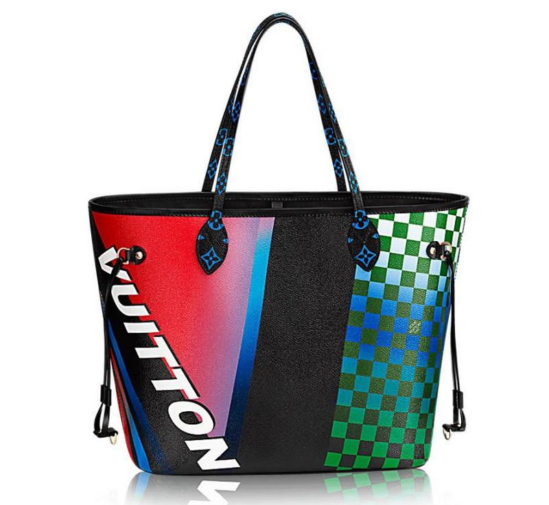 Louis Vuitton Race Bags Collection Neverfull