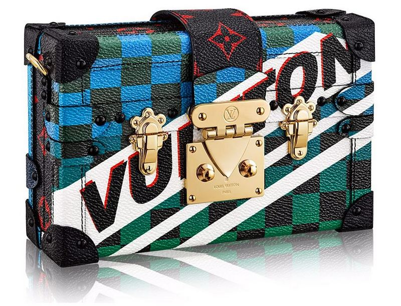 Louis Vuitton Race Bags Collection Petite Malle