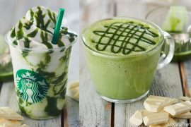 Matcha White Chocolate Frappuccino