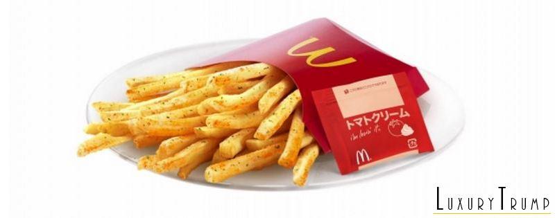 McDonald's Japan Cho Gurakoro
