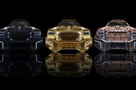 Dartz Mercedes-AMG Black Alligator