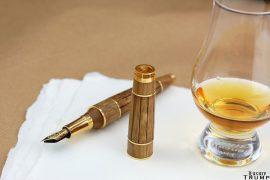 Montegrappa Gautier Cognac Pen