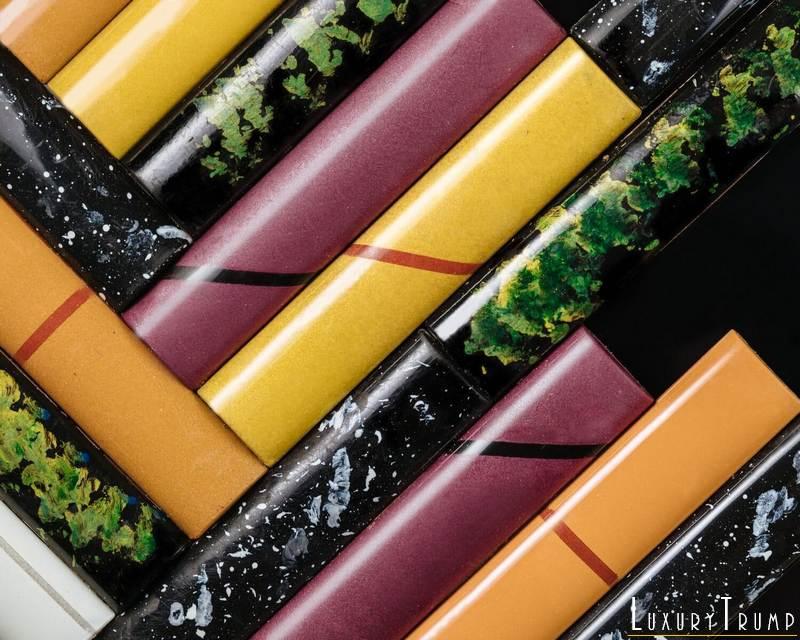 Patrón Alquimia Chocolate
