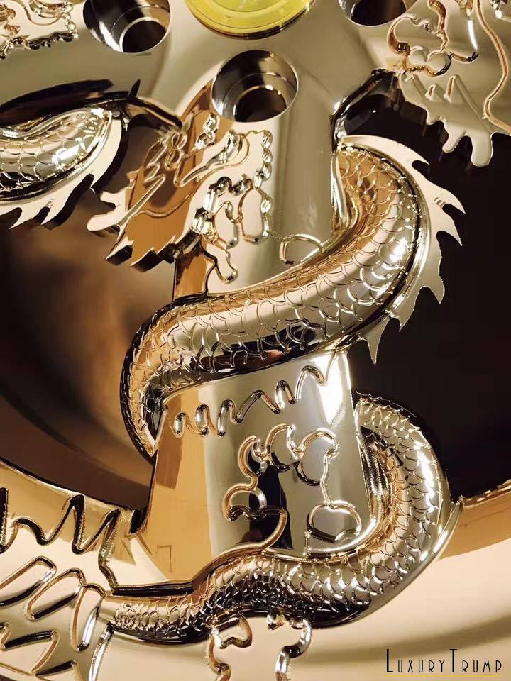 Rimsbook Forged Dragon Rims