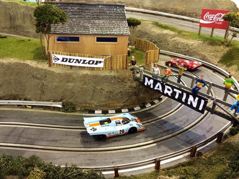 Slot Mods Standard Scenic Raceway
