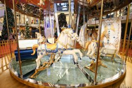 Swarovski Crystallised Merry-Go-Round