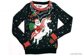 Swarovski Ugly Christmas Sweater