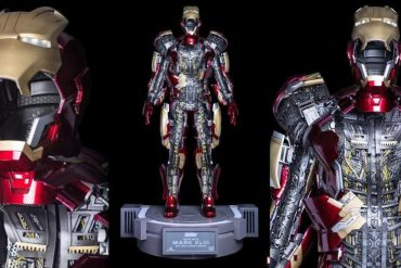 Toy Asia Iron Man Armor