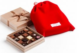 Armani Dolci Valentine's Day Chocolates