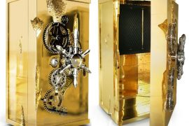 Boca do Lobo Millionaire Luxury Safe