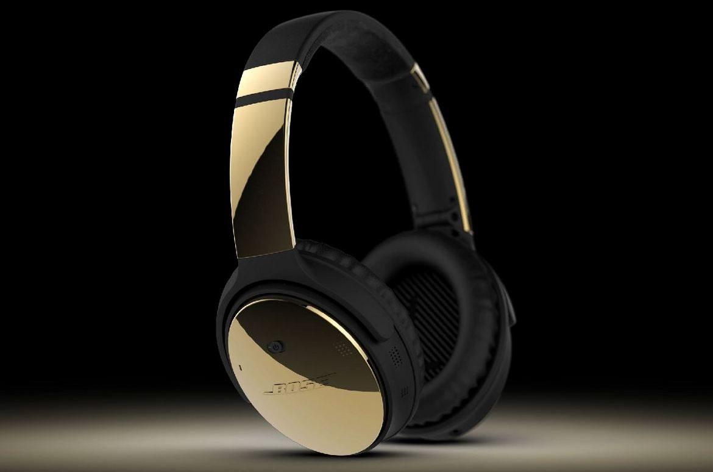 Bose QuietComfort 35 Gold-Plated Headphones