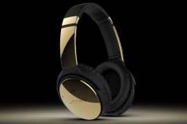 Bose QuietComfort 35 Gold-Plated Headphones