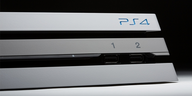ColorWare Sony PlayStation 4 Pro Retro