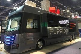 Furrion Elysium RV
