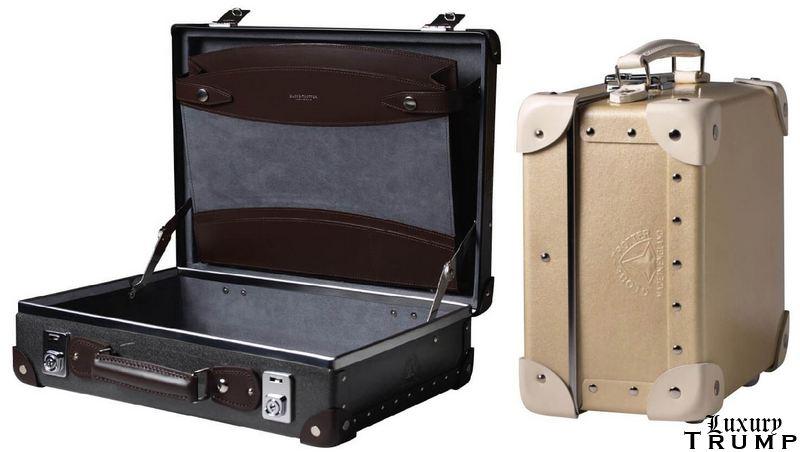 Globe-Trotter Caviar Luggage Range