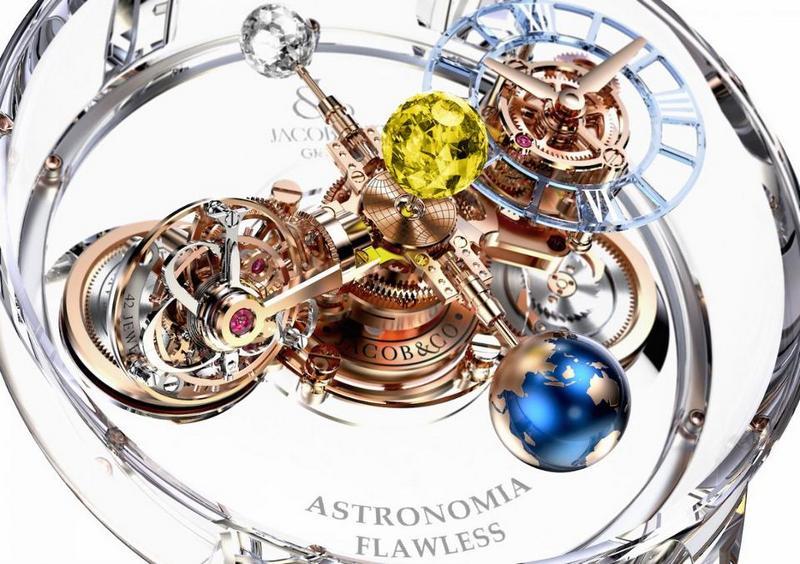Jacob & Co Astronomia Flawless