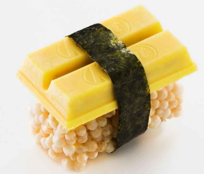 Kit Kat Sushi