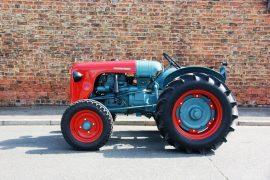Lamborghini DL25 Tractor