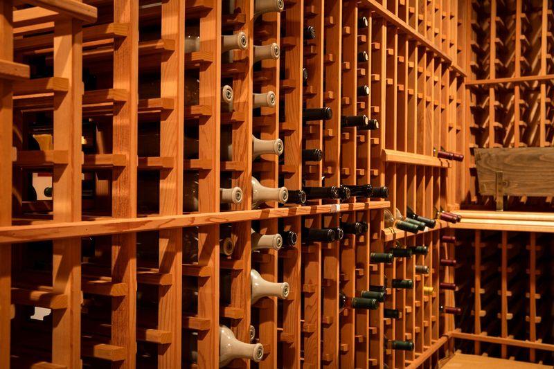Napa Valley Vineyard Estate Wine
