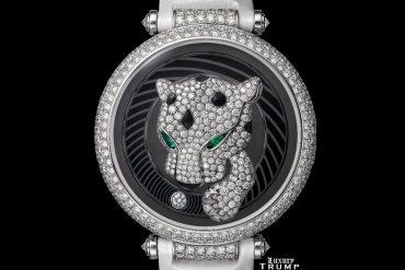 Panthère Joueuse de Cartier