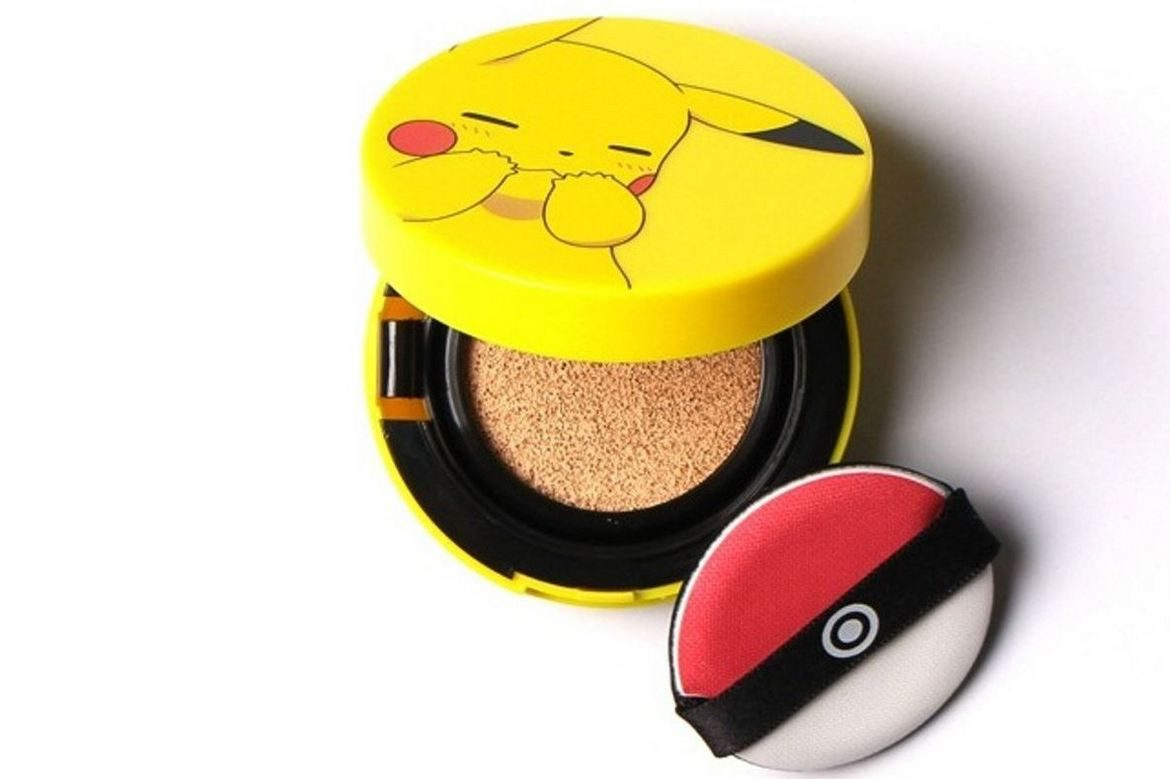 Pikachu Cosmetic Compacts
