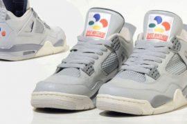 Sneaker Freaks Super Nintendo Sneakers
