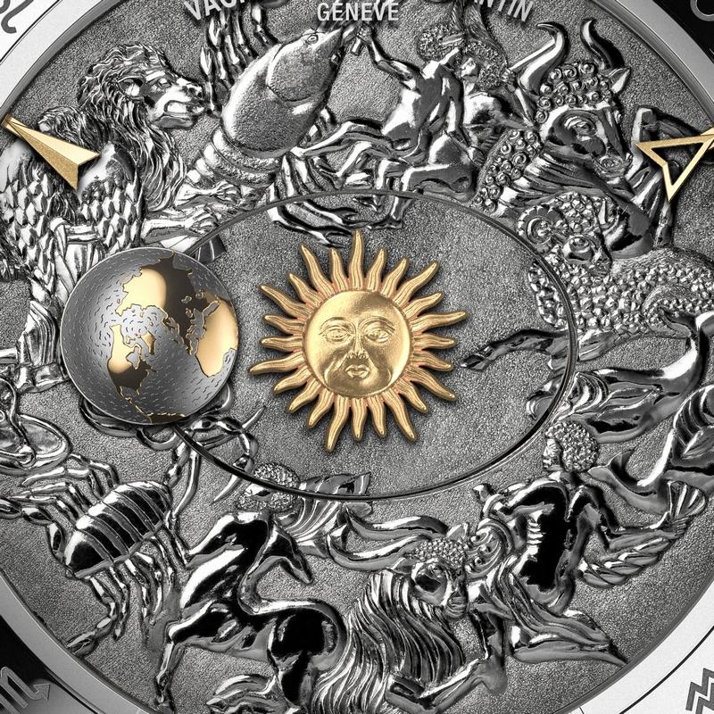 Vacheron Constantin Métiers d'Art Copernicus Celestial Spheres