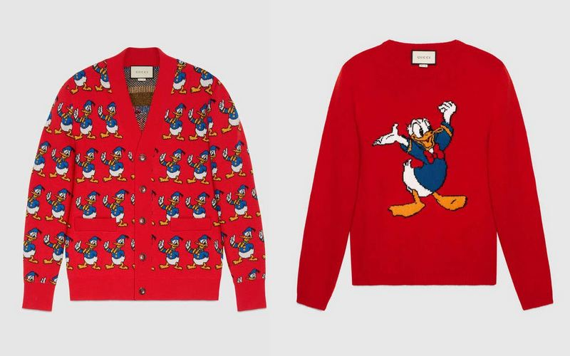 Gucci Donald Duck Capsule Collection