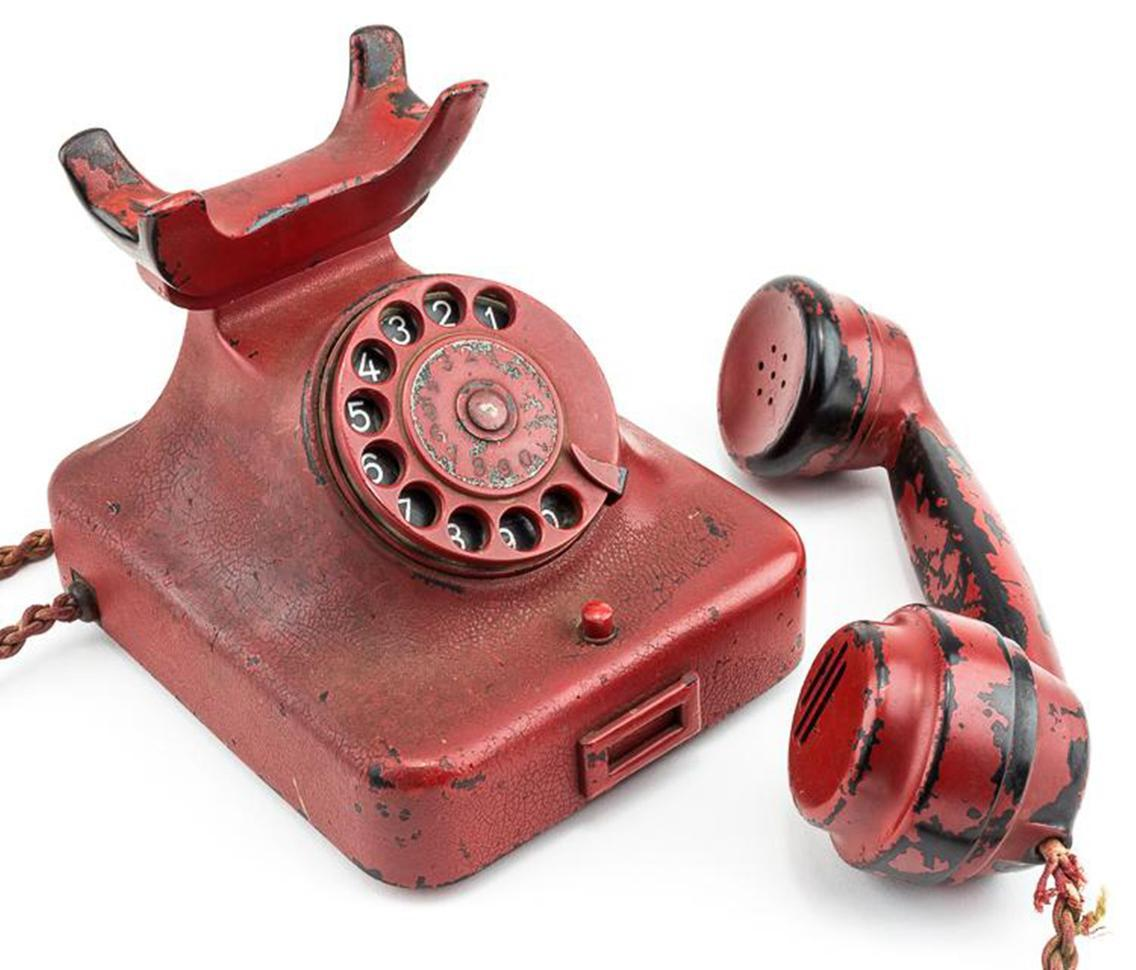 Hitler's Death Phone