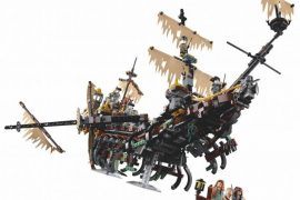 LEGO Pirates of the Caribbean Skeleton Silent Mary