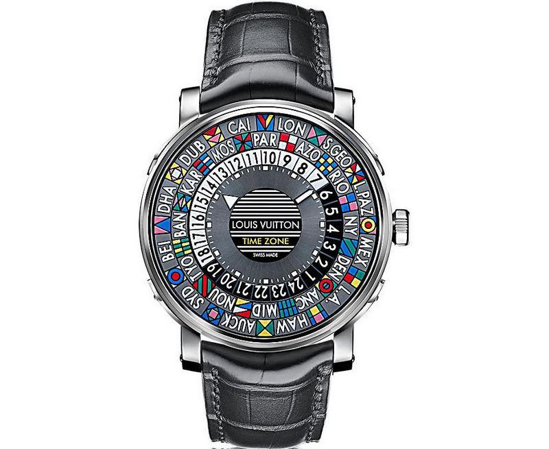 Louis Vuitton Escale Time Zone 39