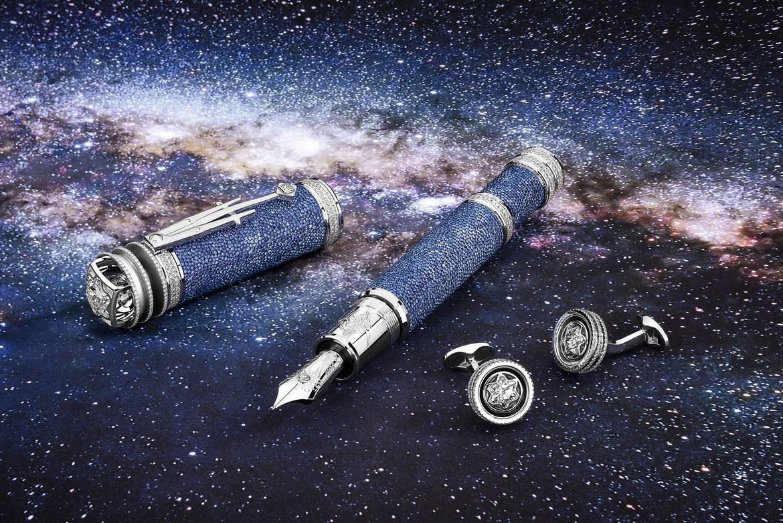 Montblanc Johannes Kepler Stella Nova Limited Edition 1