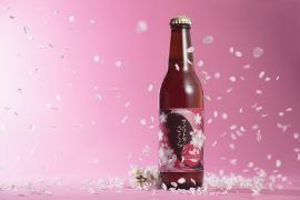 Sankt Gallen Sakura Beer