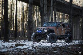 Vilner Jeep Wrangler Hunting