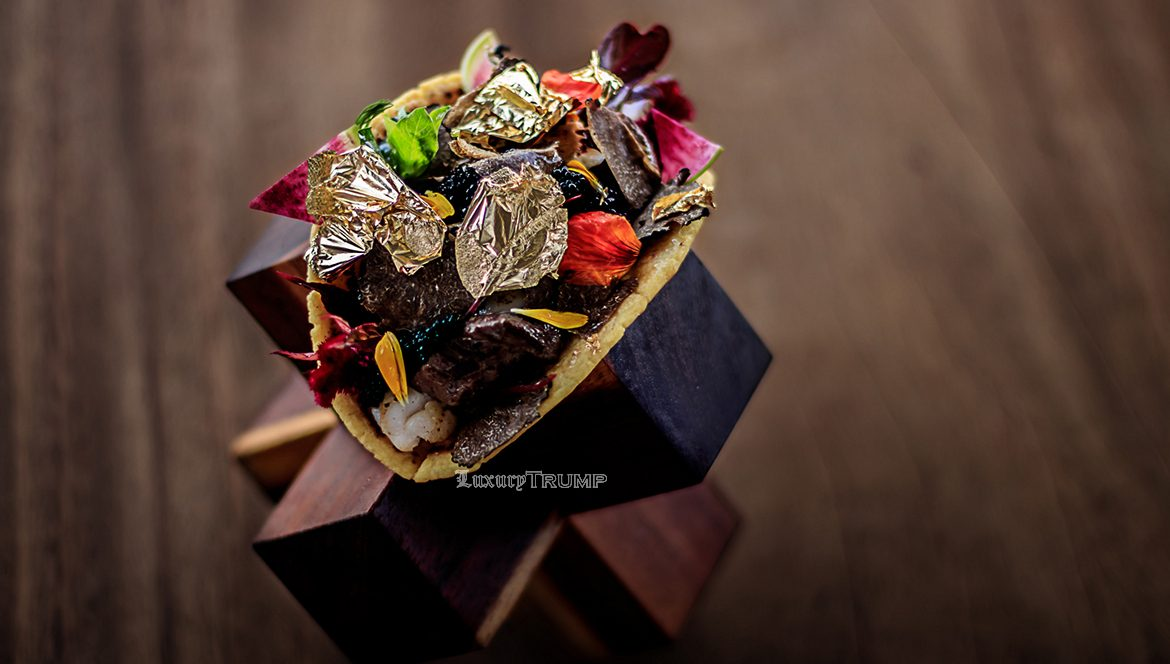 World's Most Expensive Taco Frida
