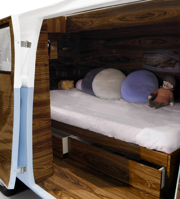 Bun Van Bed