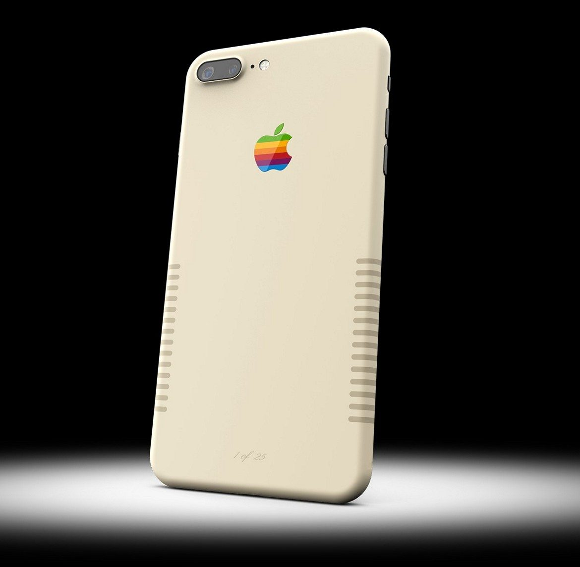 Beautiful ColorWare iPhone 7 Plus Retro Edition Inspired By