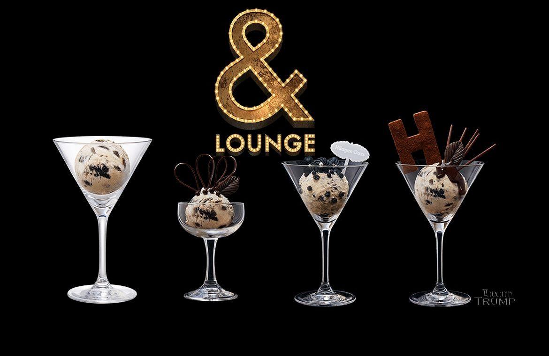 Häagen-Dazs & Lounge
