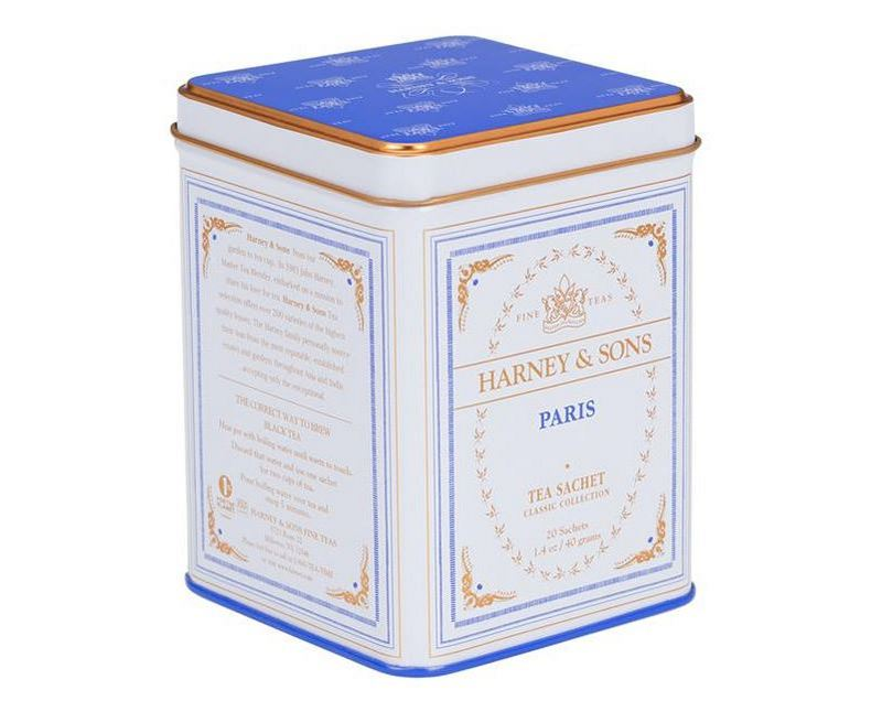 Harney and Sons Classic Collection Teas - Paris