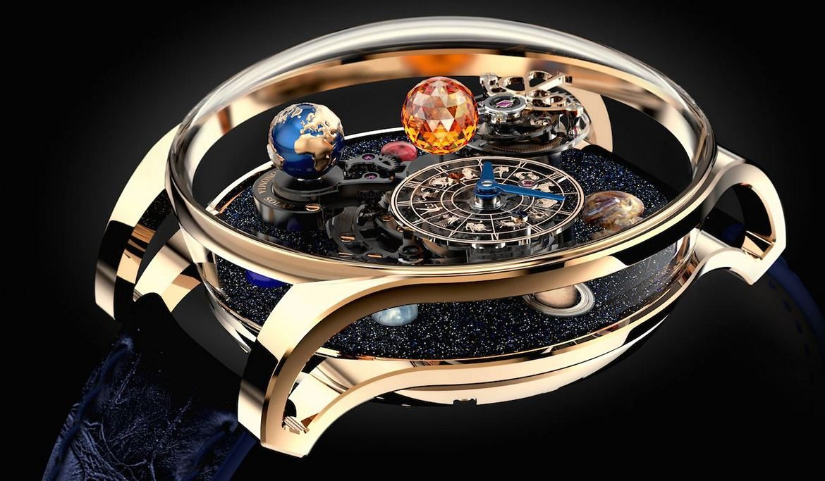 Jacob & Co Astronomia Solar Watch