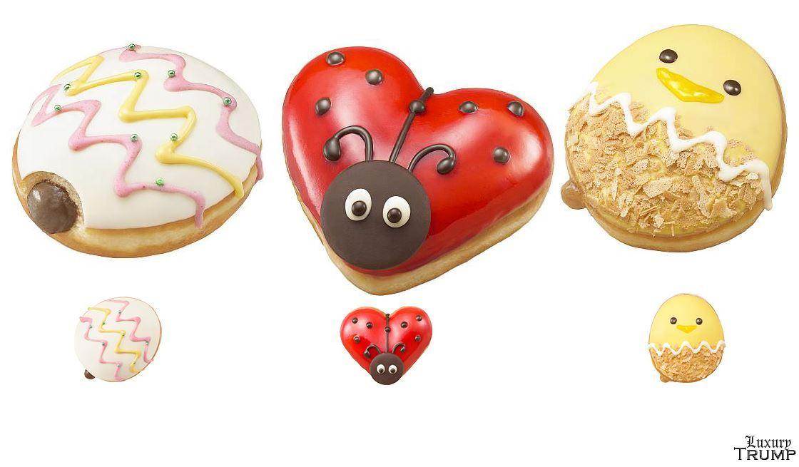 Krispy Kreme Japan Easter Donut Collection