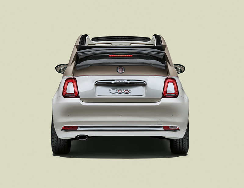 Limited Edition Fiat 500 Sessantesimo