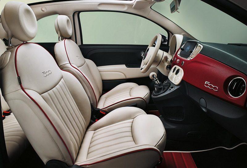 Limited Edition Fiat 500 Sessantesimo