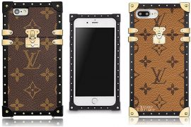 Louis Vuitton Eye-Trunk iPhone Case