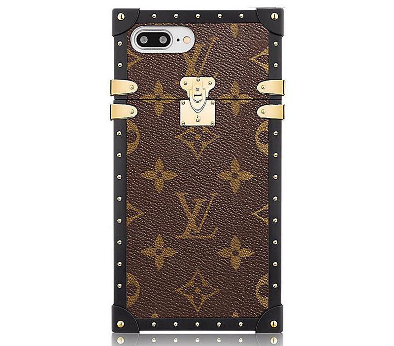 Louis Vuitton Eye-Trunk Monogram iPhone 7 Plus Case