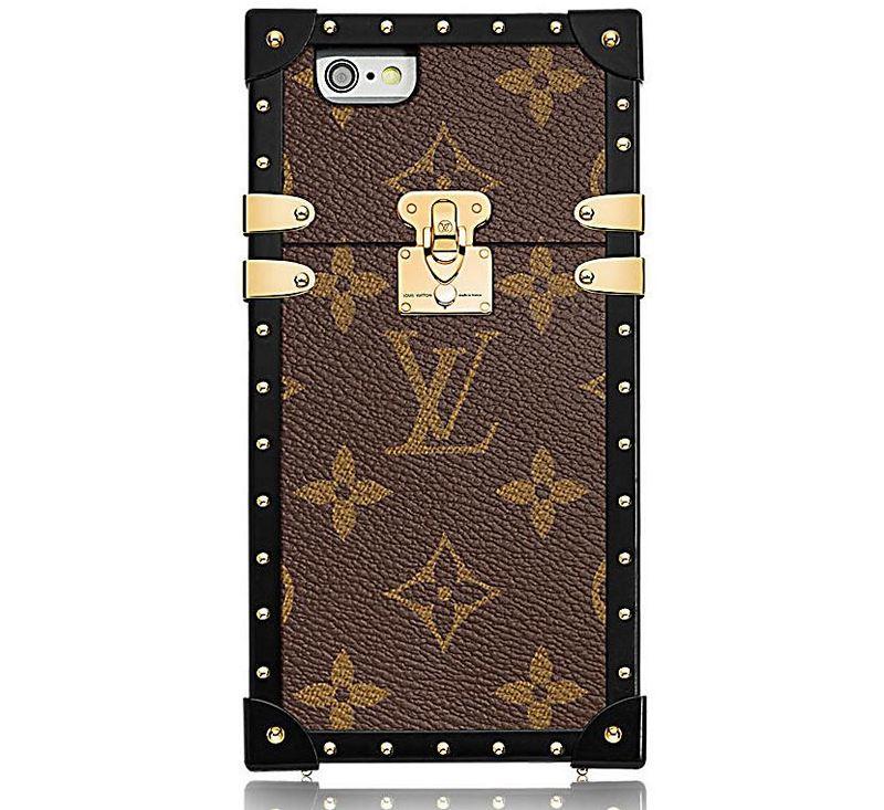 Louis Vuitton Eye-Trunk Monogram iPhone 7 Case